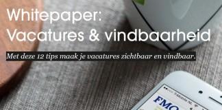 Whitepaper: Vacatures & vindbaarheid