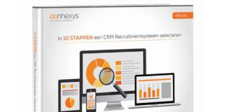 E-Book 'In 10 stappen een CRM Recruitmentsysteem selecteren'