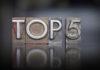 De 5 meest gelezen artikelen van 2017