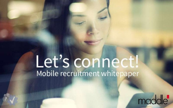 Let's connect! Mobile recruitment whitepaper