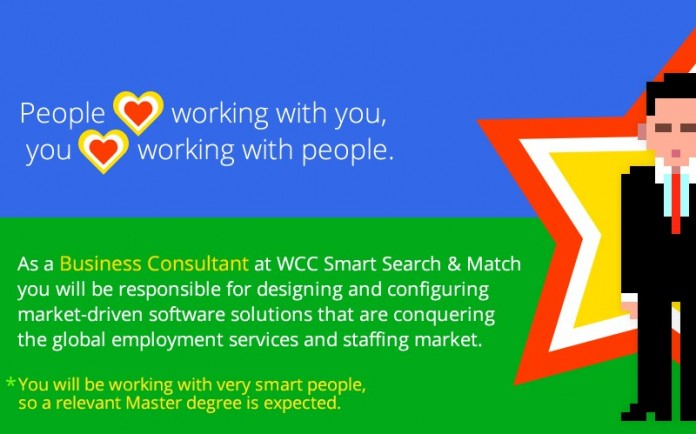 Vacature: Business Consultant (WCC Smart Search & Match) – Utrecht