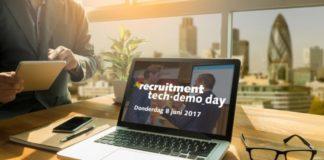 Oriënteer je op recruitmenttechnologie tijdens Demo_Day op 8 juni 2017