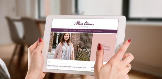 Miss Etam laat met recruitmentproces zien hoe zij naar mensen kijken