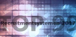De 99 meest gebruikte recruitmentsystemen wereldwijd (2017)