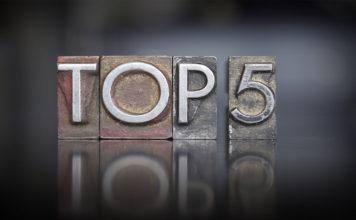 De vijf meest gelezen berichten van 2018