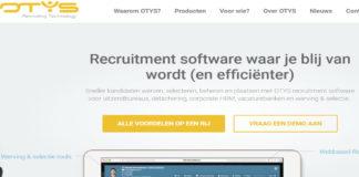 OTYS website