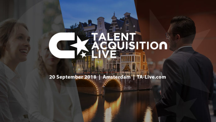 Talent Acquisition Live 2018