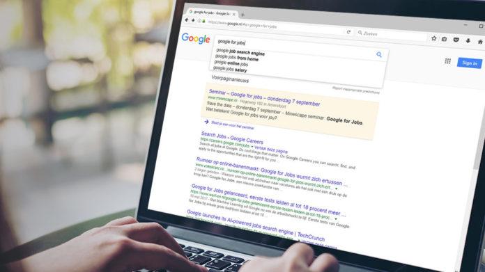 Experts over de impact van Google for Jobs: