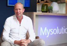"""Jaap Postma (Mysolution): """"Hebben innovatieve producten in handen om de groei van MysoJaap Postma (Mysolution): """"Hebben innovatieve producten in handen om de groei van Mysolution voort te zetten""""lution voort te zetten"""""""