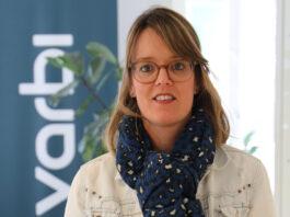 """Demo_Day 2021-spreker Denise de Bruin (Varbi): """"Recruitmentsysteem biedt de recruiter efficiëntie, effectiviteit en kwaliteit"""""""